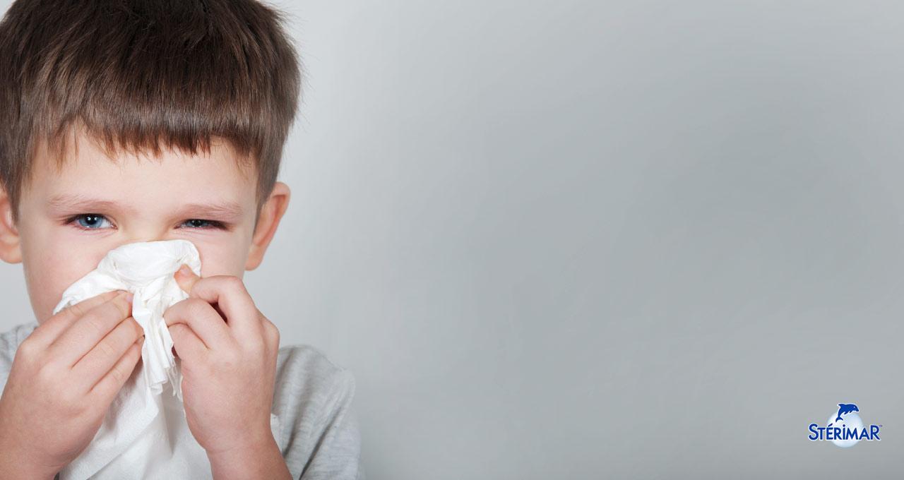 Nez bouché - Tout savoir sur le rhume - STÉRIMAR