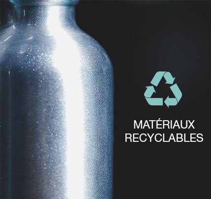 illustration matériaux recyclables